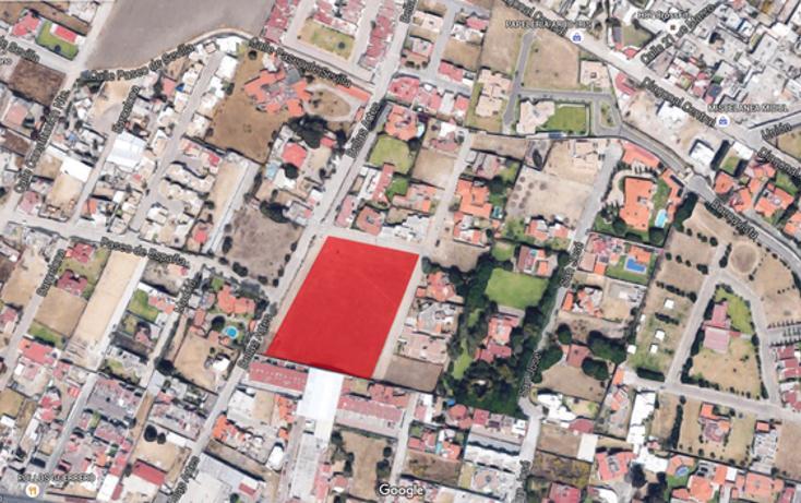 Foto de terreno habitacional en venta en  , paseos de san andrés, san andrés cholula, puebla, 2714952 No. 01
