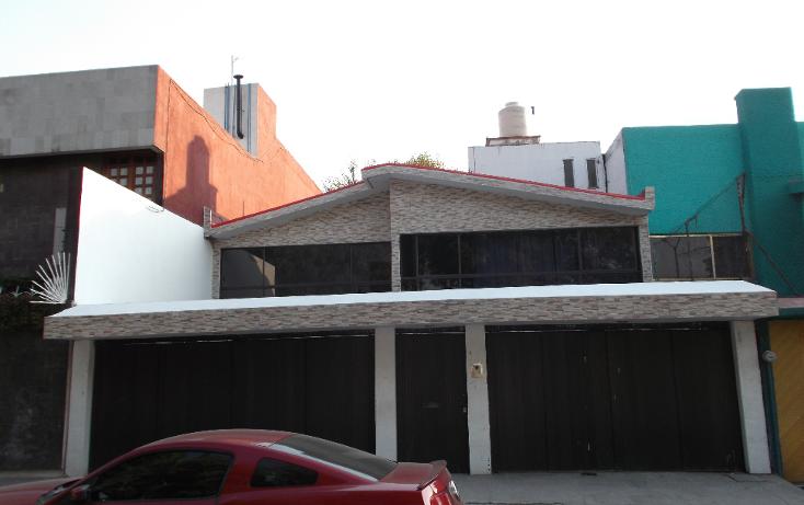 Foto de casa en venta en  , paseos de taxque?a, coyoac?n, distrito federal, 1177521 No. 01