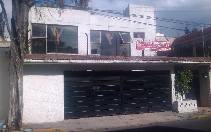 Foto de casa en venta en  , paseos de taxqueña, coyoacán, distrito federal, 1418777 No. 01