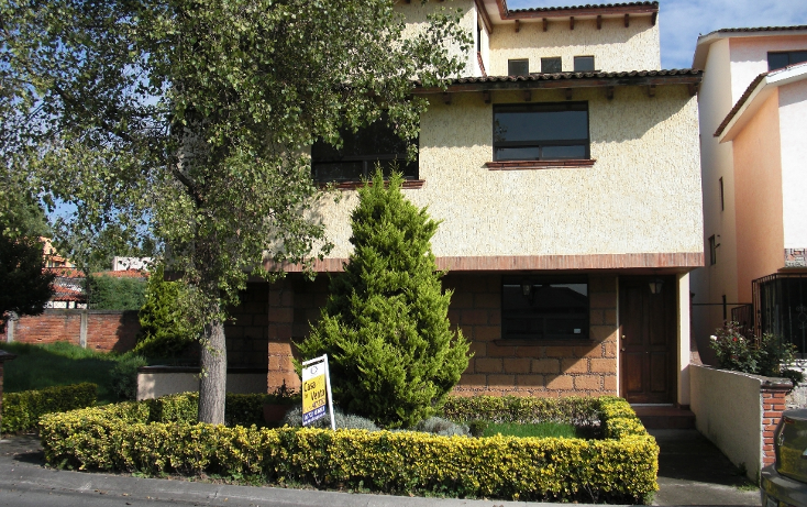 Foto de casa en venta en  , paseos de toluca, toluca, méxico, 1136349 No. 01