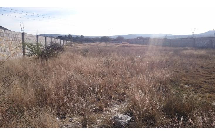 Foto de terreno habitacional en venta en  , paseos de xhosda, san juan del r?o, quer?taro, 1120181 No. 02