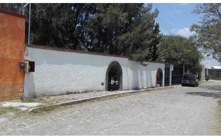 Foto de casa en venta en  , paseos de xhosda, san juan del río, querétaro, 1895140 No. 01