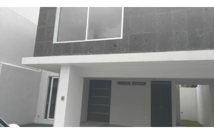 Foto de casa en venta en  , paseos del ángel, san andrés cholula, puebla, 1516004 No. 01
