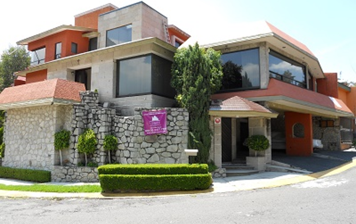 Foto de casa en renta en  , paseos del bosque, naucalpan de juárez, méxico, 1242129 No. 01