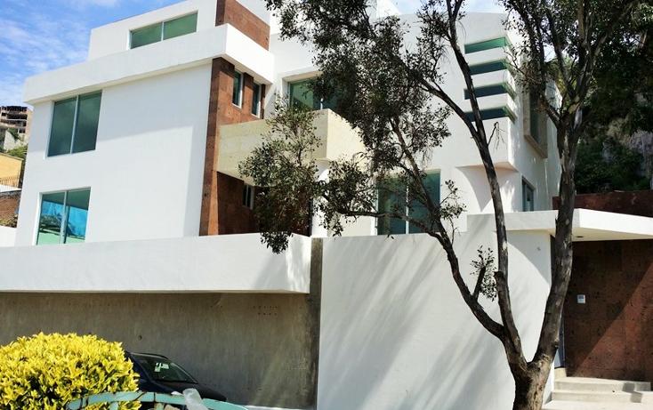 Foto de casa en venta en  , paseos del bosque, naucalpan de juárez, méxico, 1296653 No. 01