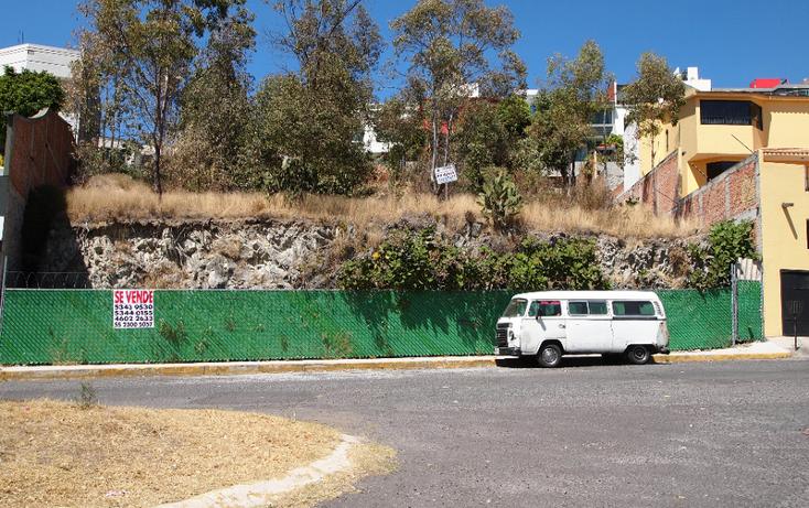 Foto de terreno habitacional en venta en  , paseos del bosque, naucalpan de ju?rez, m?xico, 1507635 No. 01