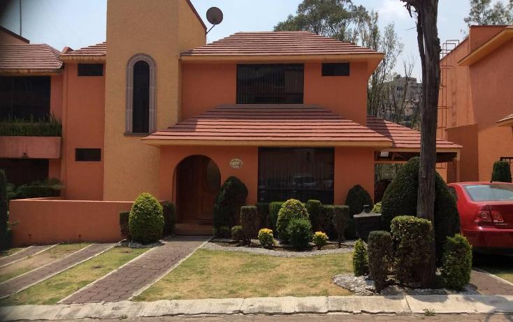 Foto de casa en venta en  , paseos del bosque, naucalpan de juárez, méxico, 2012497 No. 01