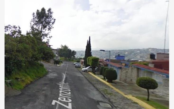 Foto de terreno habitacional en venta en  , paseos del bosque, naucalpan de juárez, méxico, 969841 No. 05
