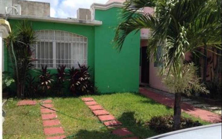 Foto de casa en venta en paseos del caribe 1 1, región 92, benito juárez, quintana roo, 515485 no 01