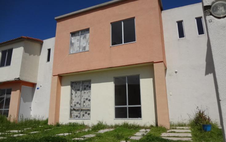 Foto de casa en venta en  , paseos del lago, zumpango, méxico, 1067945 No. 01