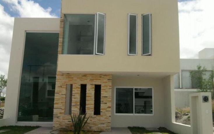 Foto de casa en venta en  , paseos del marques, el marqu?s, quer?taro, 381354 No. 01