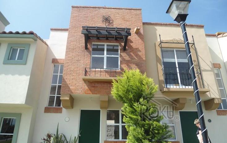 Foto de casa en venta en  , paseos del marques, el marqués, querétaro, 519724 No. 01