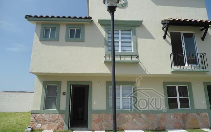 Foto de casa en venta en  , paseos del marques, el marqués, querétaro, 519732 No. 01