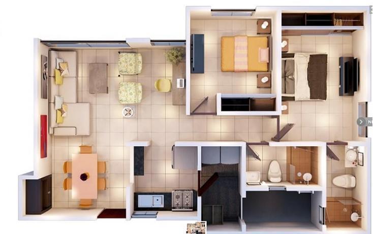 Foto de casa en venta en  , paseos del pedregal, querétaro, querétaro, 1202145 No. 08