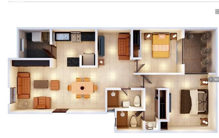 Foto de casa en venta en  , paseos del pedregal, querétaro, querétaro, 1202145 No. 14