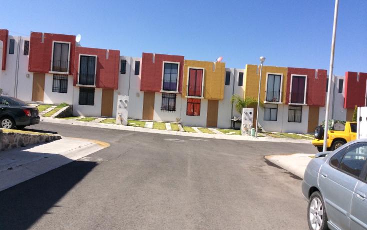 Foto de casa en condominio en venta en  , paseos del pedregal, querétaro, querétaro, 1666204 No. 01