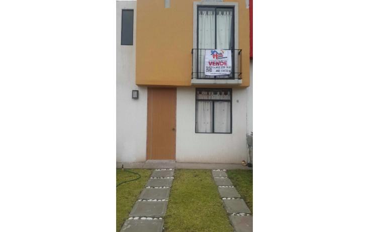 Foto de casa en condominio en venta en  , paseos del pedregal, querétaro, querétaro, 1666204 No. 03