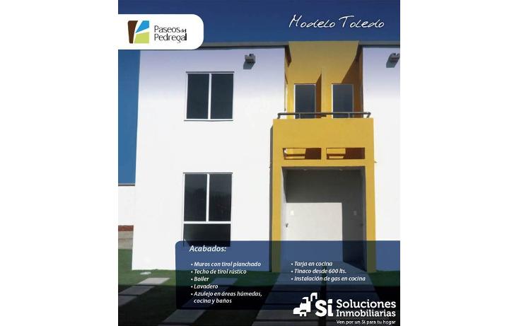 Foto de casa en venta en  , paseos del pedregal, tizayuca, hidalgo, 450975 No. 03
