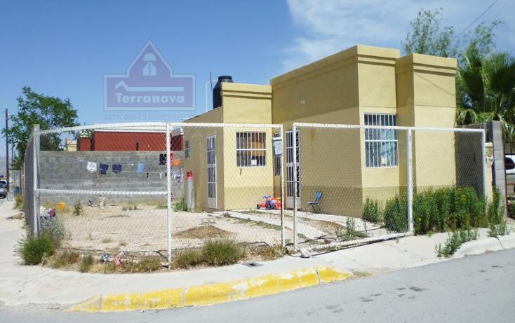 Foto de casa en venta en  , paseos del real, chihuahua, chihuahua, 859081 No. 01