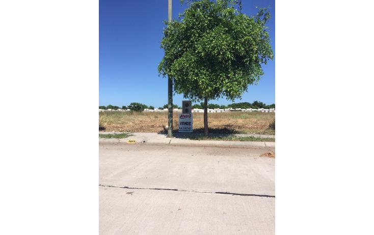 Foto de terreno habitacional en venta en  , paseos del valle, culiacán, sinaloa, 1435579 No. 03