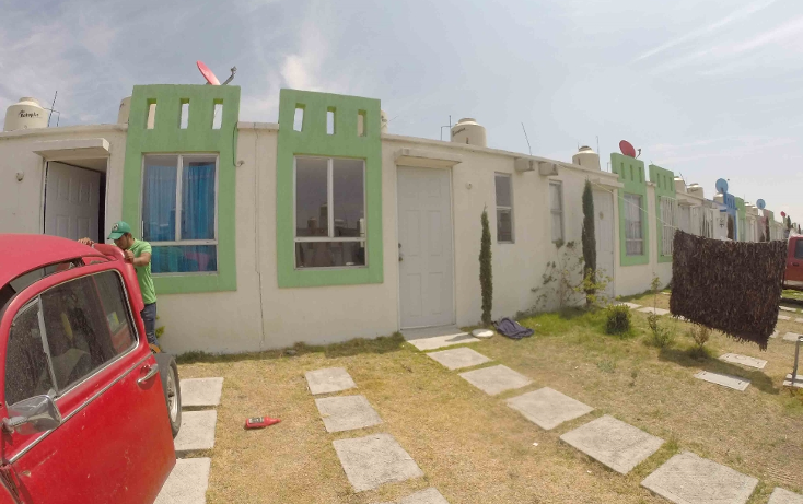 Foto de casa en venta en  , paseos santín, toluca, méxico, 1454581 No. 01