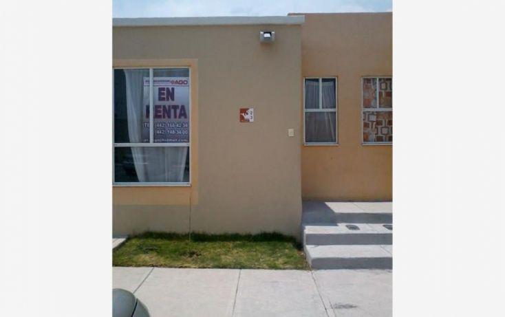 Foto de casa en venta en paseos virreyes 001, paseos del marques ii, el marqués, querétaro, 956145 no 01