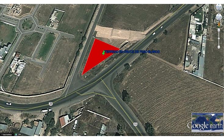 Foto de terreno comercial en venta en  , paso blanco, jesús maría, aguascalientes, 1043653 No. 01