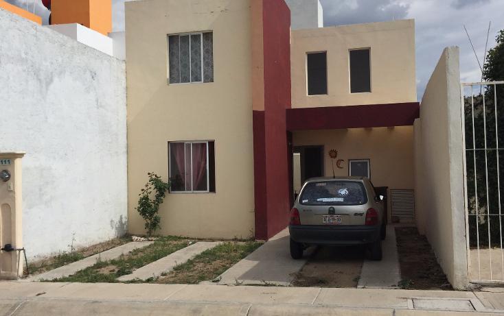 Foto de casa en condominio en venta en  , paso de argenta, jes?s mar?a, aguascalientes, 2035144 No. 01