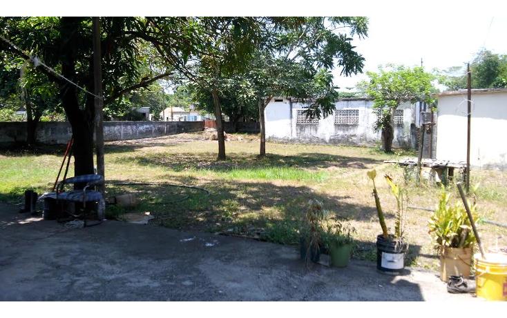 Foto de terreno comercial en renta en  , paso del toro, medellín, veracruz de ignacio de la llave, 1409943 No. 06