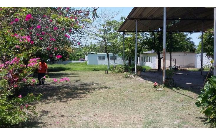 Foto de terreno habitacional en renta en  , paso del toro, medell?n, veracruz de ignacio de la llave, 1526335 No. 01