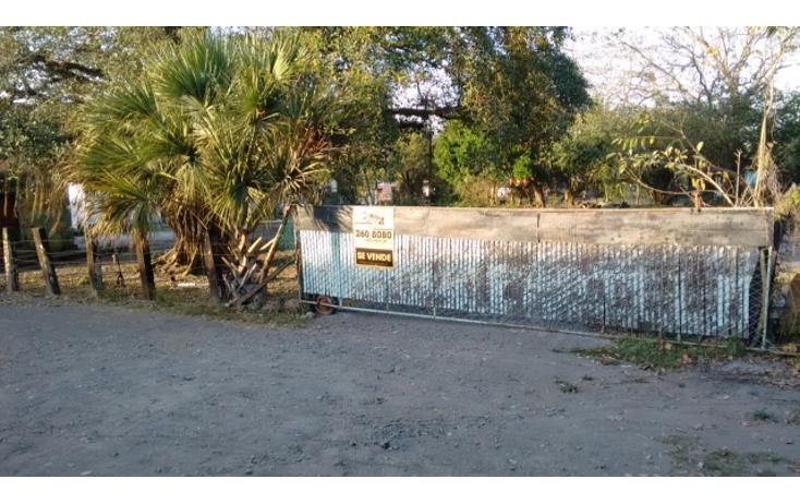 Foto de terreno comercial en venta en  , paso del toro, medellín, veracruz de ignacio de la llave, 1694752 No. 01