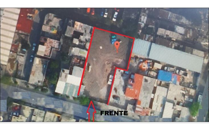 Foto de terreno habitacional en venta en  , pasteros, azcapotzalco, distrito federal, 1733976 No. 01