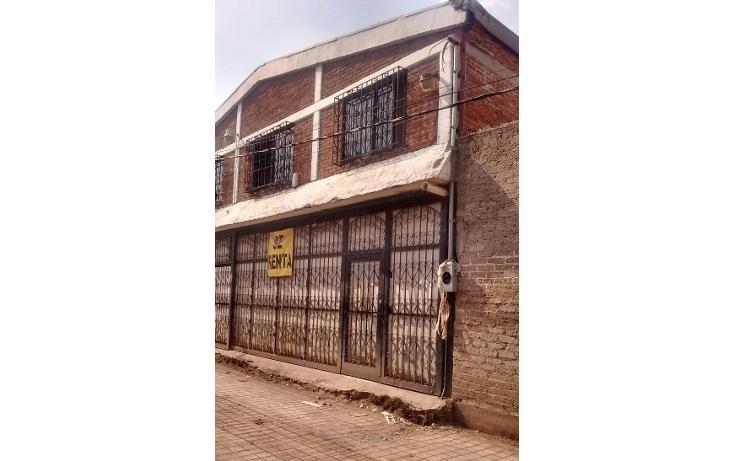 Foto de bodega en renta en  , pasteros, azcapotzalco, distrito federal, 1938719 No. 01