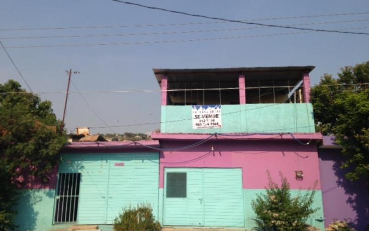 Foto de casa en venta en  , patria nueva, tuxtla gutiérrez, chiapas, 1900246 No. 01