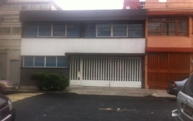 Foto de casa en venta en patricio sanz, del valle centro, benito juárez, df, 1069665 no 01