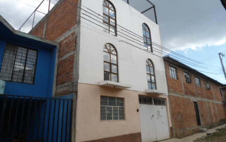 Foto de departamento en venta en  , pátzcuaro, pátzcuaro, michoacán de ocampo, 1464487 No. 01
