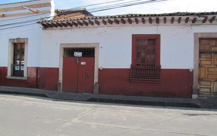 Foto de casa en venta en  , pátzcuaro, pátzcuaro, michoacán de ocampo, 1473717 No. 01