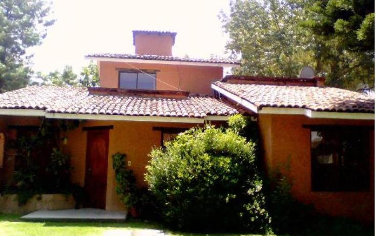 Foto de casa en venta en  , pátzcuaro, pátzcuaro, michoacán de ocampo, 1538958 No. 01