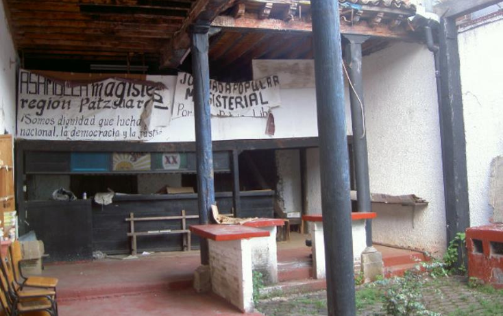 Foto de casa en venta en  , pátzcuaro, pátzcuaro, michoacán de ocampo, 1546746 No. 09