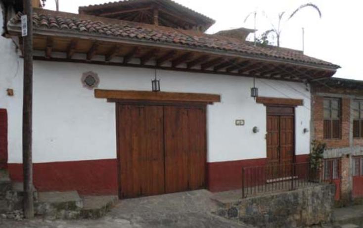 Foto de casa en venta en  , pátzcuaro, pátzcuaro, michoacán de ocampo, 1987984 No. 01