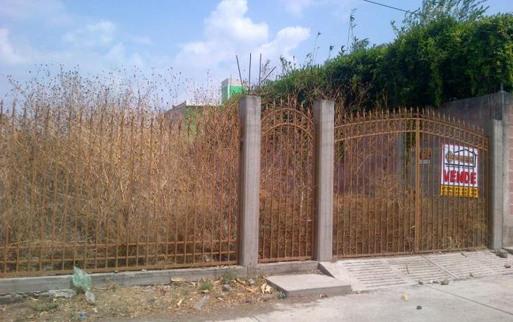 Foto de terreno habitacional en venta en  , pazulco, yecapixtla, morelos, 1779296 No. 01