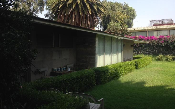Foto de casa en venta en  , pedregal, álvaro obregón, distrito federal, 2019977 No. 01