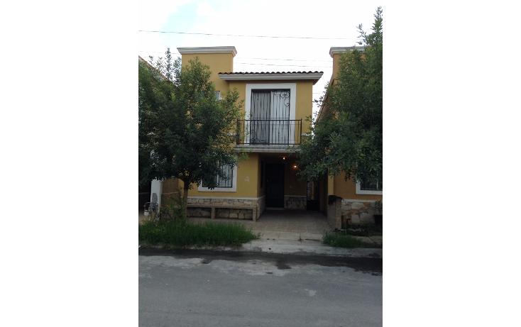 Foto de casa en venta en  , pedregal de apodaca, apodaca, nuevo león, 1954156 No. 01