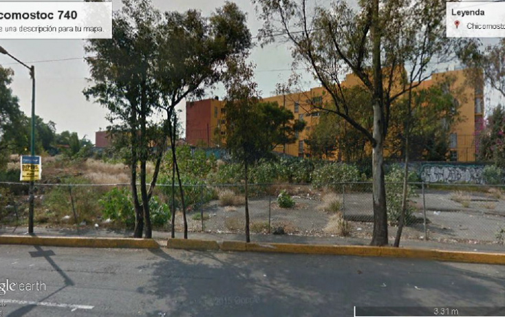 Foto de terreno habitacional en venta en, pedregal de carrasco, coyoacán, df, 2043129 no 01