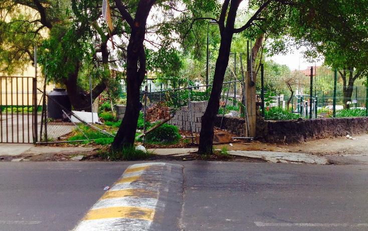 Foto de terreno habitacional en venta en  , pedregal de carrasco, coyoacán, distrito federal, 1957382 No. 01