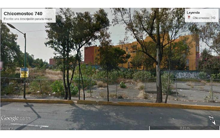 Foto de terreno habitacional en venta en  , pedregal de carrasco, coyoac?n, distrito federal, 2043129 No. 01