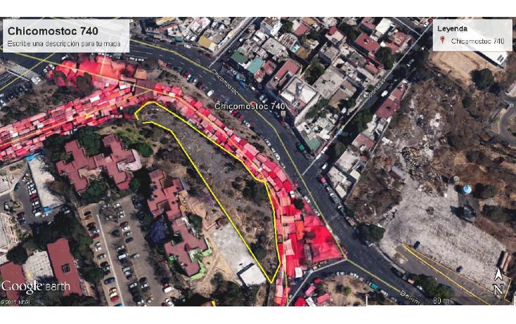 Foto de terreno habitacional en venta en  , pedregal de carrasco, coyoac?n, distrito federal, 2043129 No. 03