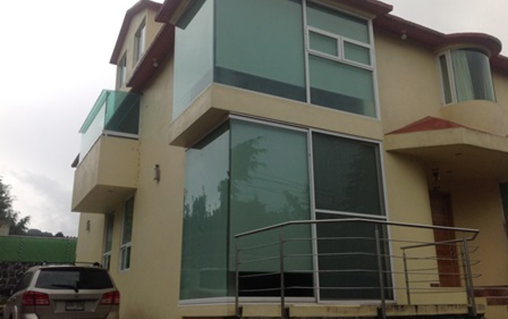 Foto de casa en venta en  , pedregal de guadalupe hidalgo, ocoyoacac, méxico, 1281411 No. 01