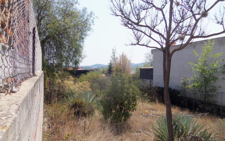 Foto de terreno habitacional en venta en  , pedregal de hacienda grande, tequisquiapan, quer?taro, 1232833 No. 02