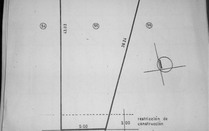 Foto de terreno habitacional en venta en, pedregal de las animas, xalapa, veracruz, 1893352 no 05